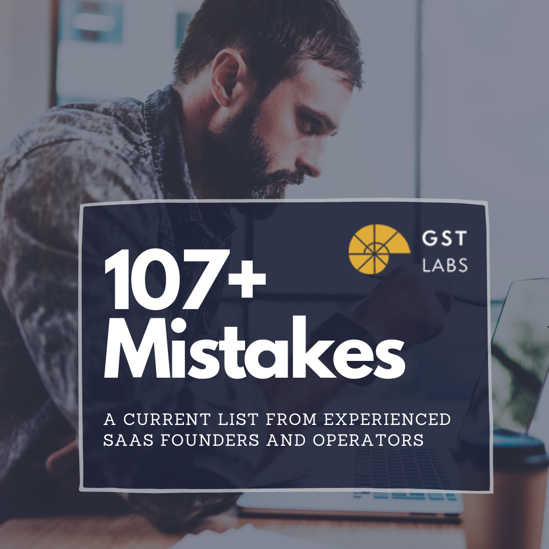 107+ Mistakes